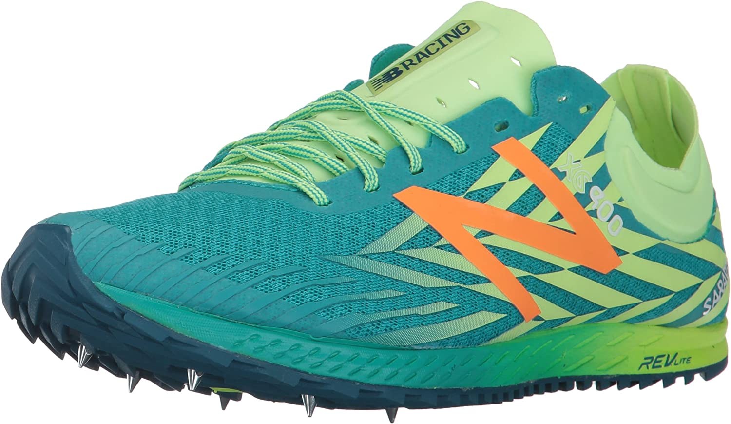 New Balance Women's 900V Removable Spike Track-shoes