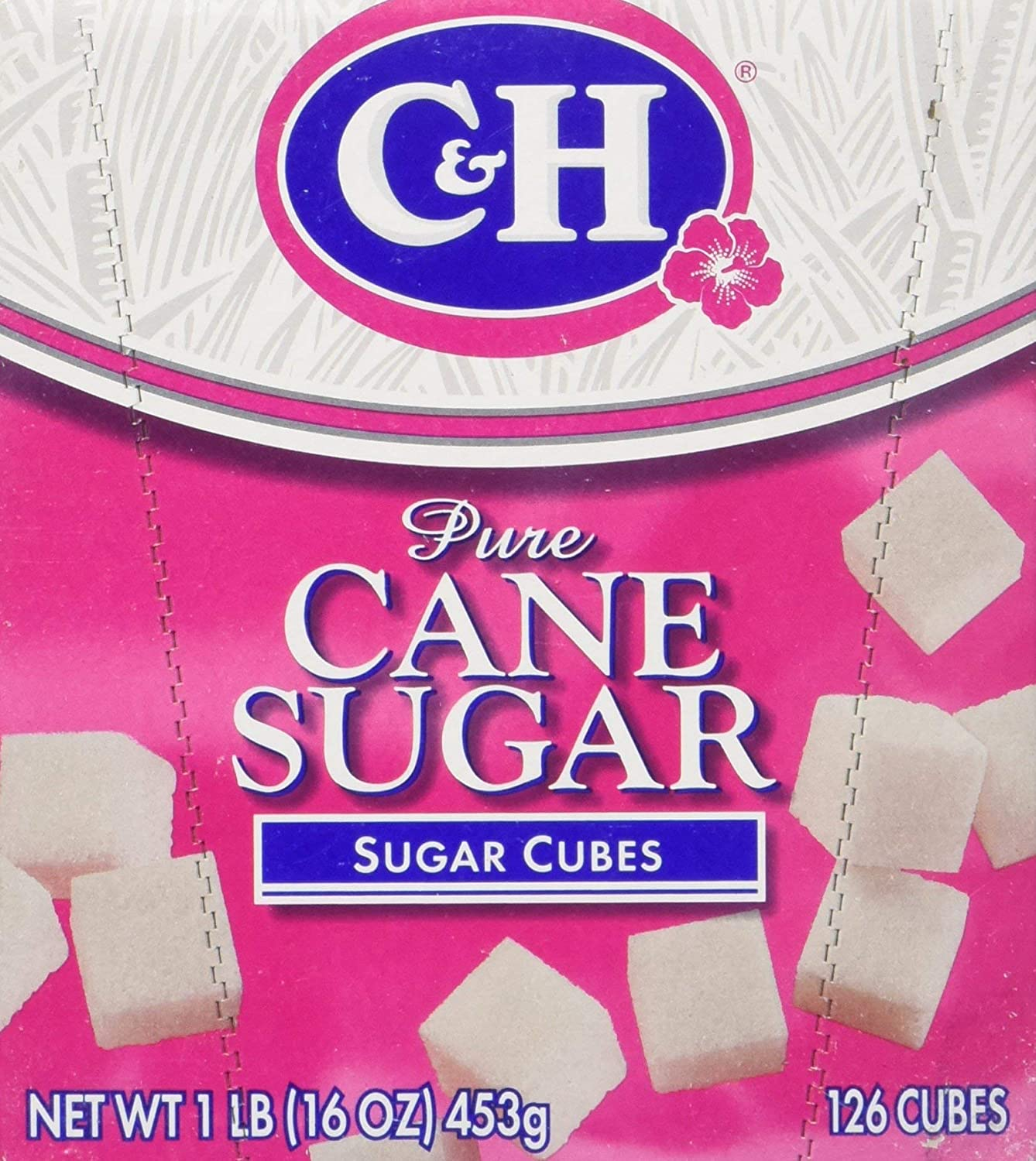 CH Pure Cane White Sugar ! Super beauty product restock quality top! Cube 1 2 lb OF - PACK Ranking TOP4