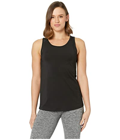 Jockey Active Mission Performance Singlet (Deep Black) Women