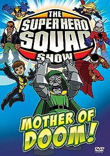 The Super Hero Squad - Mother Of Doom (Eps 22-26) [Reino Unido] [DVD]