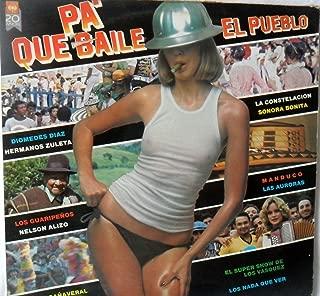 Best bailes de pueblo Reviews