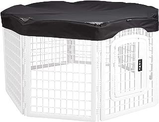 AmazonBasics Plastic Pet Pen Mesh Top Cover 34-Inch 9016-34C