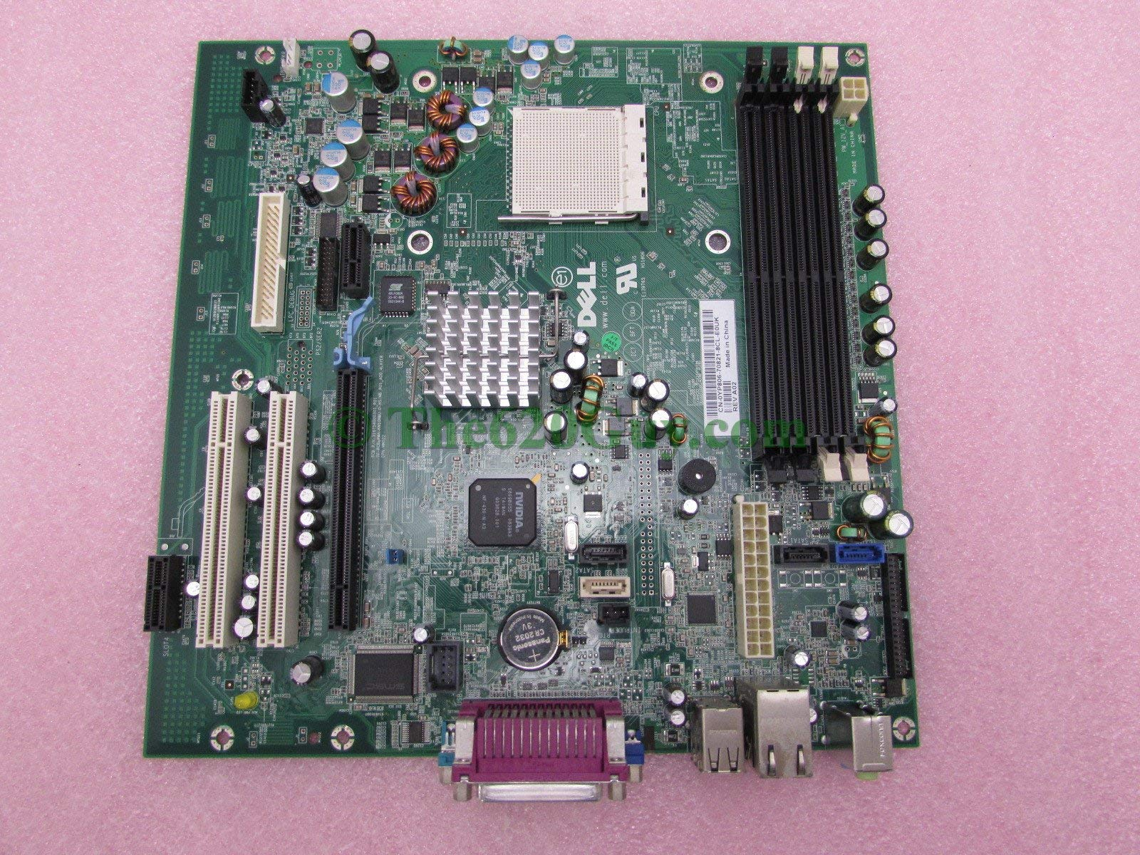 Renewed Dell OptiPlex 740 Mini Tower Desktop Motherboard YP806 UT225 CR984 UY894 0YP806