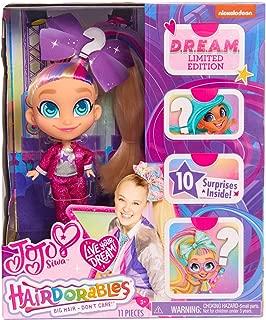 Hairdorables JoJo Siwa Limited Edition D.R.E.A.M. Doll Style A