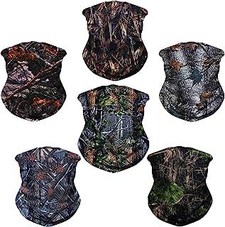 Headwear, Bandana, Neck Gaiter, Head Wrap, Headband for Men and Women, Multifunctional Head Scarf, Face Mask, Balaclava, M...