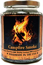 Best wood smoke scented candles Reviews