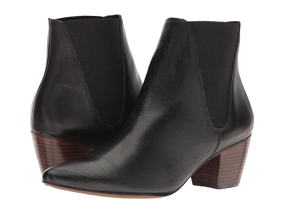 Matisse Matisse x Amuse Society Sass (Black Leather) Women