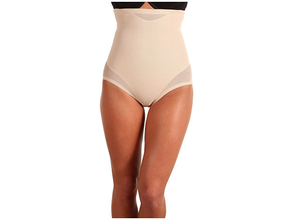 Miraclesuit Shapewear - Miraclesuit Shapewear Extra Firm Sexy Sheer Shaping Hi-Waist Brief