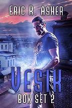 The Vesik Series: Books 4-6 (Vesik Series Box Set Book 2)