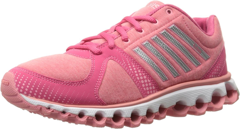 K-SWISS Women's X-160 Heather Cmf Cross-Trainer shoes