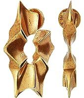 Oscar de la Renta - Sun Star Earrings