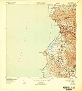 YellowMaps Mayaguez PR topo map, 1:30000 Scale, 7.5 X 7.5 Minute, Historical, 1947, Updated 1950, 22.7 x 20.5 in