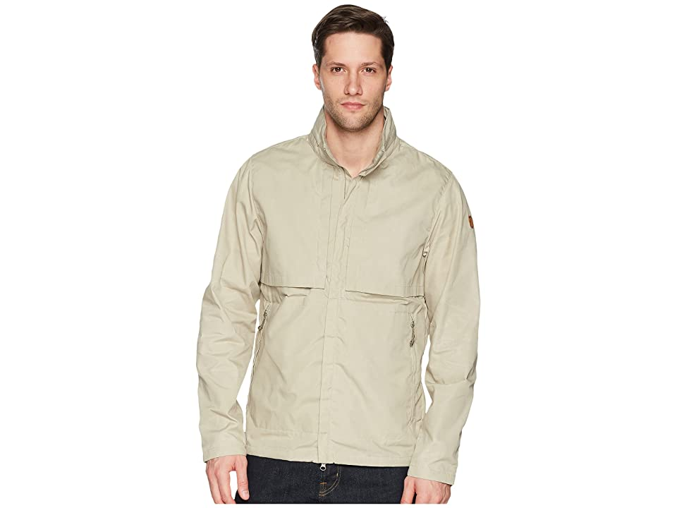 Fjallraven Travellers Jacket (Limestone) Men
