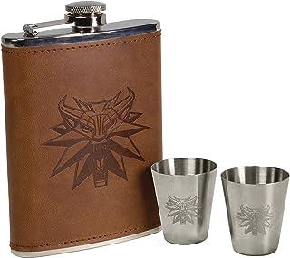 Dark Horse Deluxe The Witcher Deluxe Flask Set