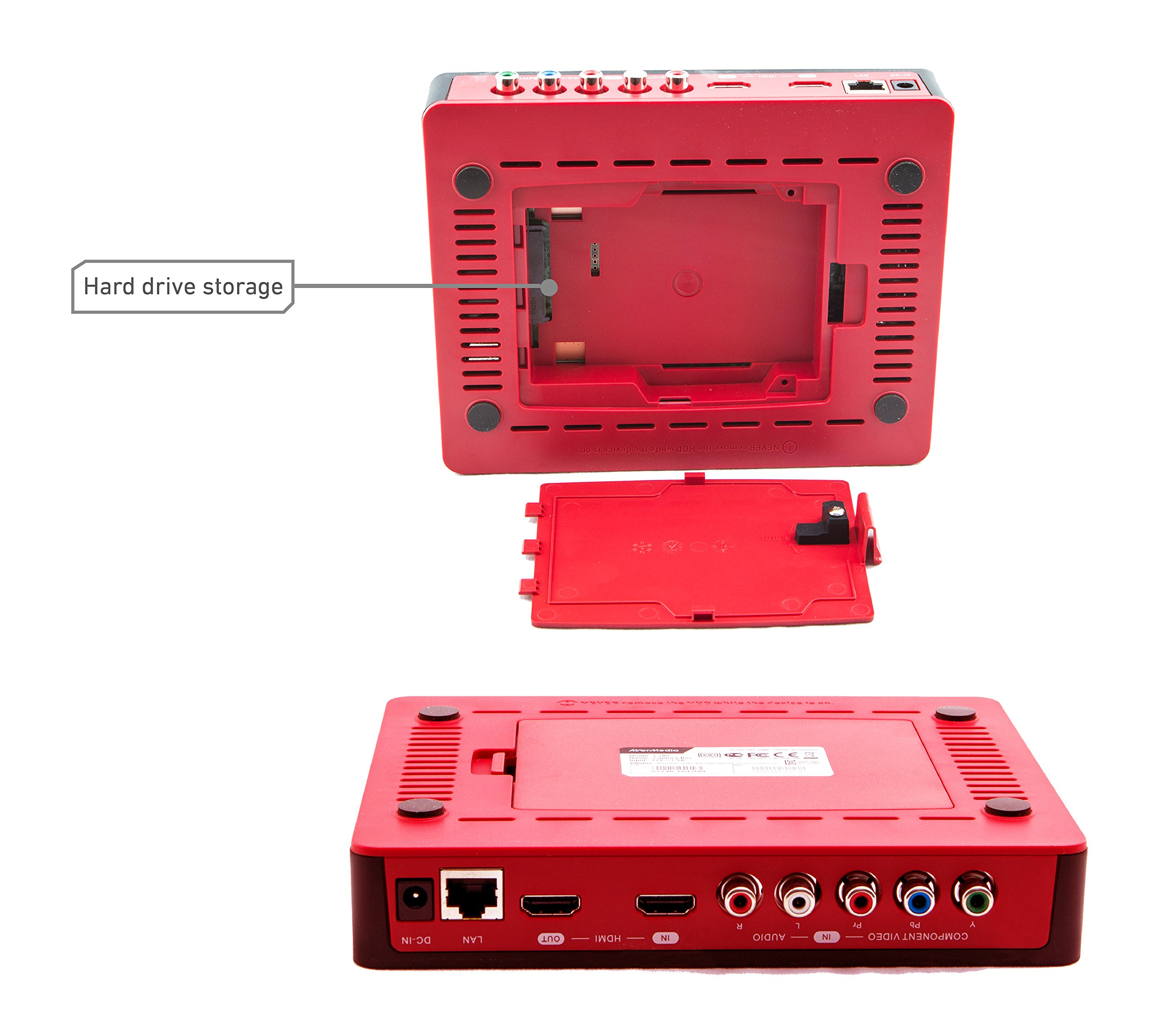 Avermedia 61C2850000AB-CED - Capturadora de video: Amazon.es ...