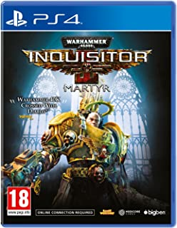 Maximum Games Warhammer 40K Inquisitor Martyr (PS4)
