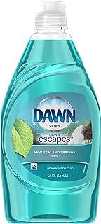 2 Pk. Dawn Ultra Escapes New Zealand Spring Dishwashing Liquid 14.6 Fl Oz (29.2 Fl Oz Total)
