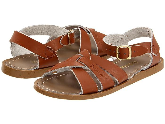 Salt Water Sandal by Hoy Shoes  The Original Sandal (Toddler/Little Kid) (Tan) Kids Shoes