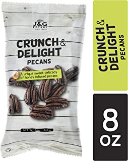 Crunch & Delight - Sweet Delicacy of Honey Infused Pecans