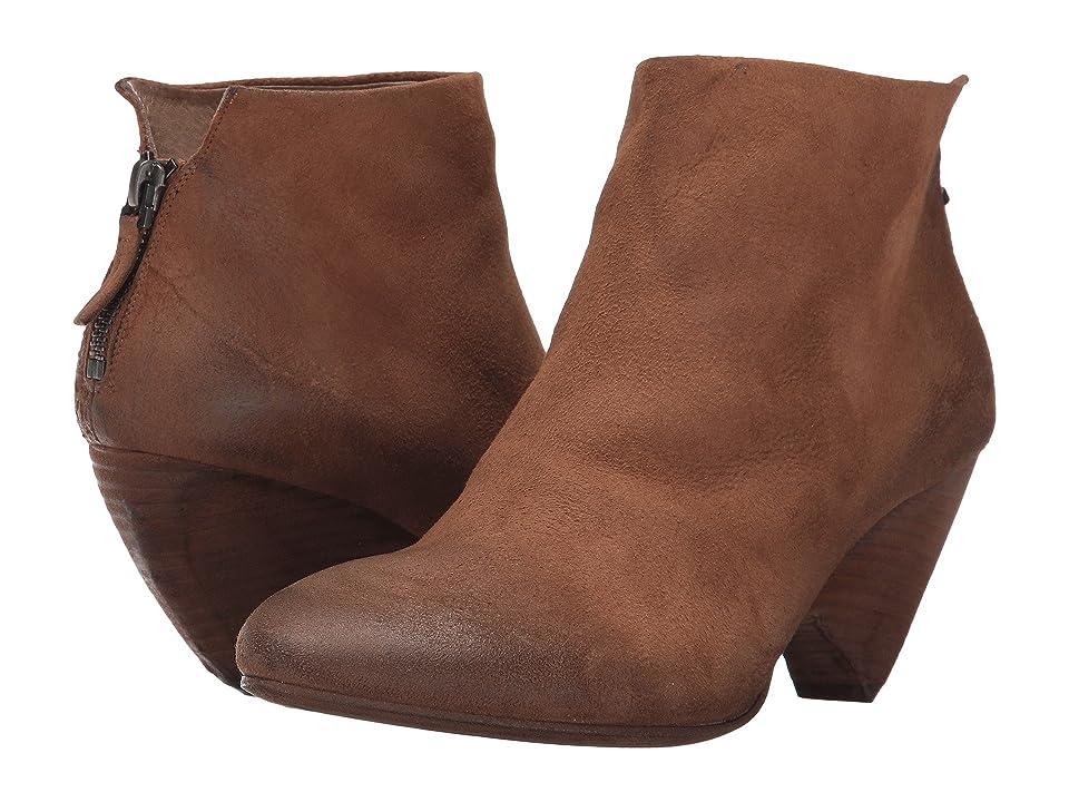 Marsell Sculpted Heel Bootie (Walnut) Women