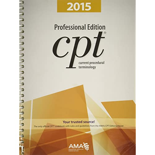 cpt manual professional edition 2018