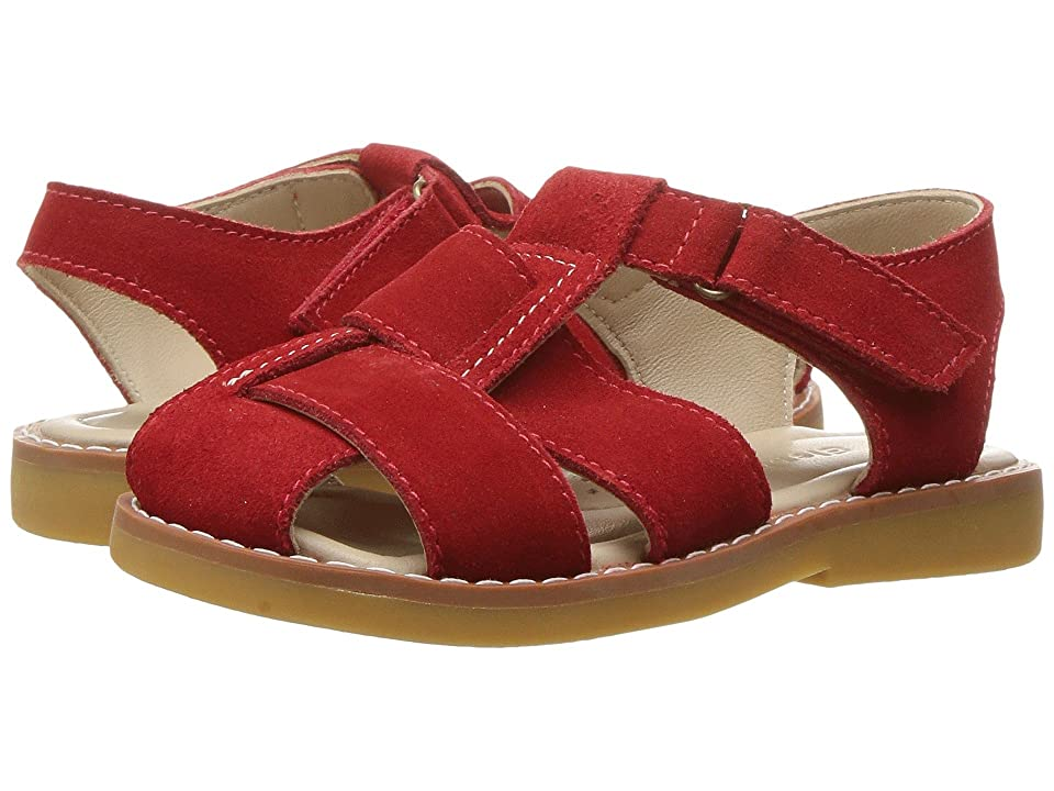 2b247990c69 Elephantito Anthony Sandal (Toddler Little Kid Big Kid) (Red) Boys