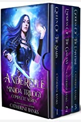 The Complete Anderelle: Minloa Trilogy Kindle Edition