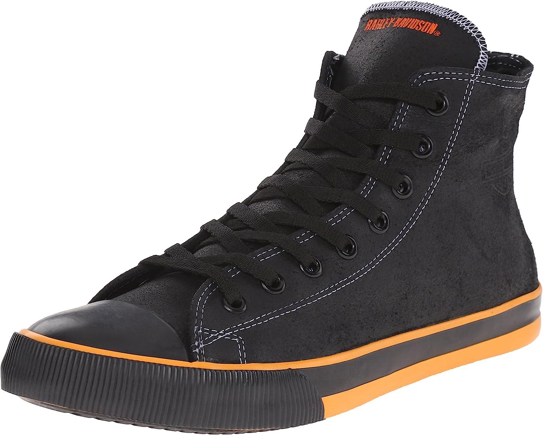 HARLEY-DAVIDSON Men's Nathan Vulcanized Sneaker