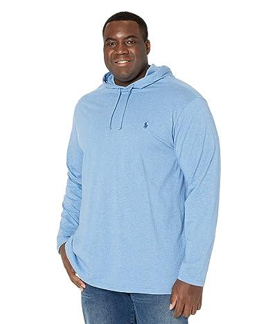 Polo Ralph Lauren Big & Tall Big Tall Hooded T-Shirt (Pale Royal Heather/C7564) Men