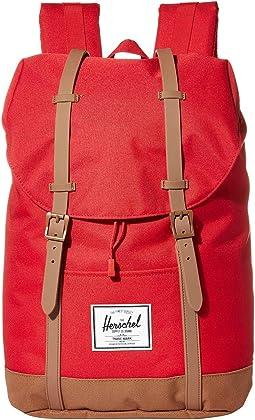 Red/Saddle Brown
