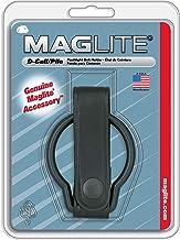 Mag-Lite ASXD036 leren riemring voor D-Cell zaklamp met pactische lederen lus en drukknop