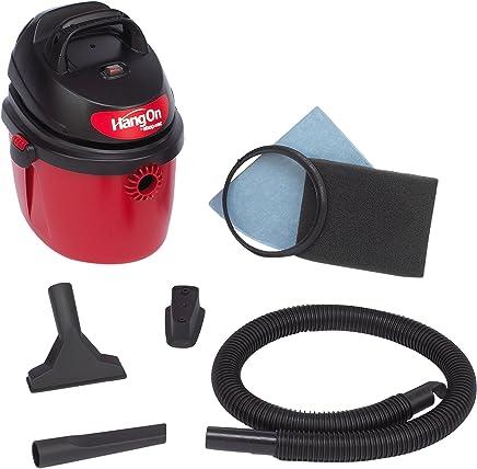 Shop-Vac 5890200 2.5 加仑 2.5 峰值 HP 悬挂式干湿两用真空吸尘器