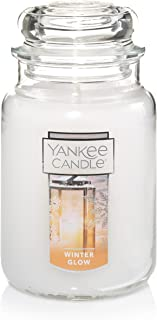 Yankee Candle Large Jar Candle, Winter Glow