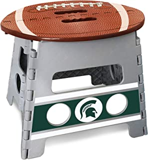 Fanmats NCAA Unisex-Child Folding Step Stool