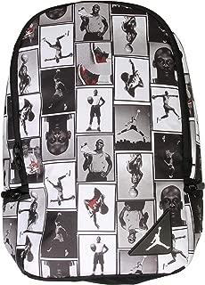 Air Jordan Photo Reels Backpack (Black/White)