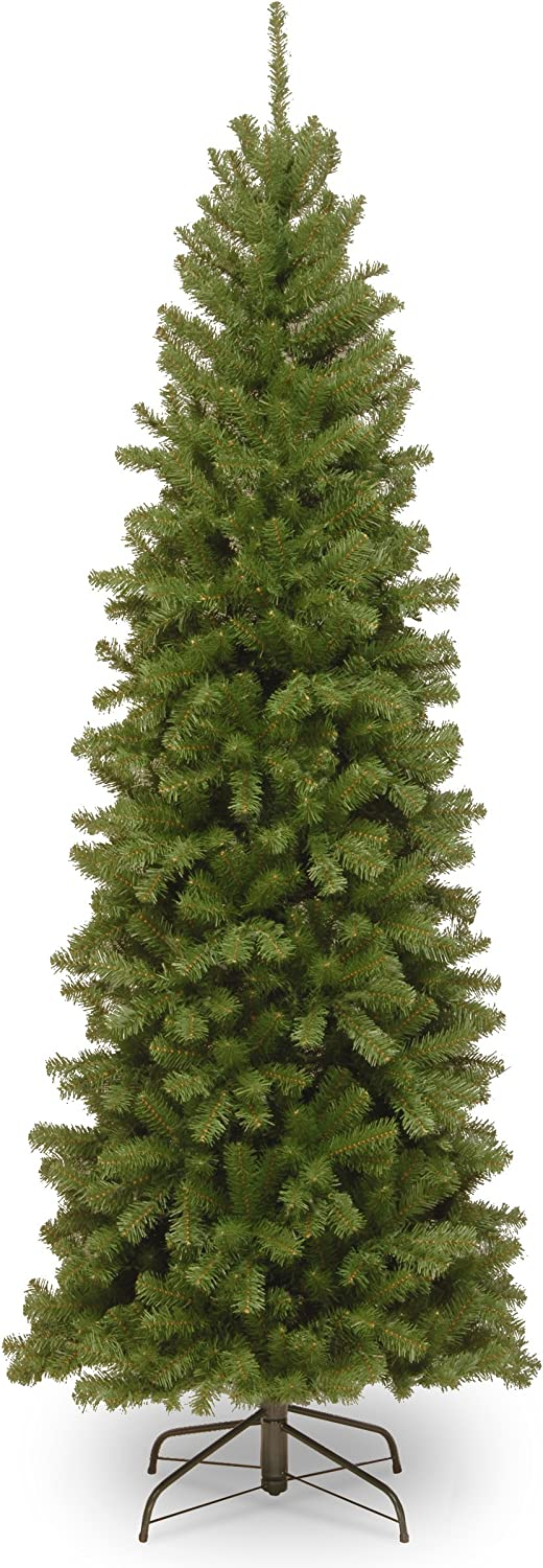 National Tree 6 Foot North Pencil Valley ft Mesa Mall Slim Year-end gift Spruce