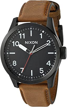 Nixon The Safari Leather