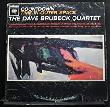 The Dave Brubeck ?Quartet - Countdown Time In Outer Space - Lp Vinyl Record