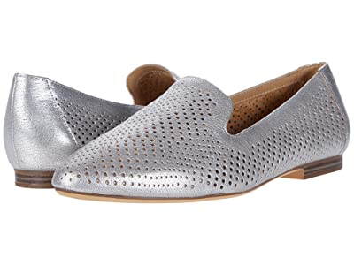 Naturalizer Lorna (Silver Frost Metallic Tumbled Leather) Women