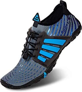 Mens Water Shoes Womens Barefoot Shoes Aqua Beach Swim Shoes Quick Drying Yoga