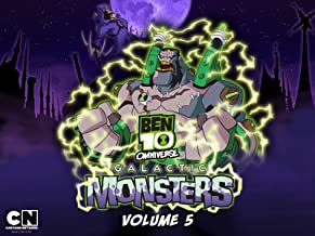 Ben 10: Omniverse Season 5 (Classic)