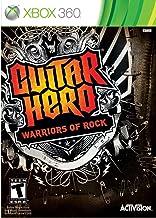 Guitar Hero Game Xbox 360