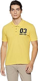 Amazon Brand - Symbol Men's Plain Polo