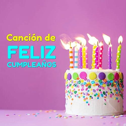 Canción de Feliz Cumpleaños by Niños Jugando on Amazon Music ...