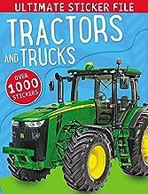 Ultimate Sticker File Tractors and Trucks