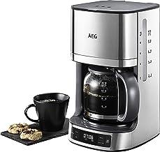 AEG KF 7700 koffiezetapparaat / programmeerbare timer / LCD-display / aromafunctie / eenvoudig vullen / weergave waternive...