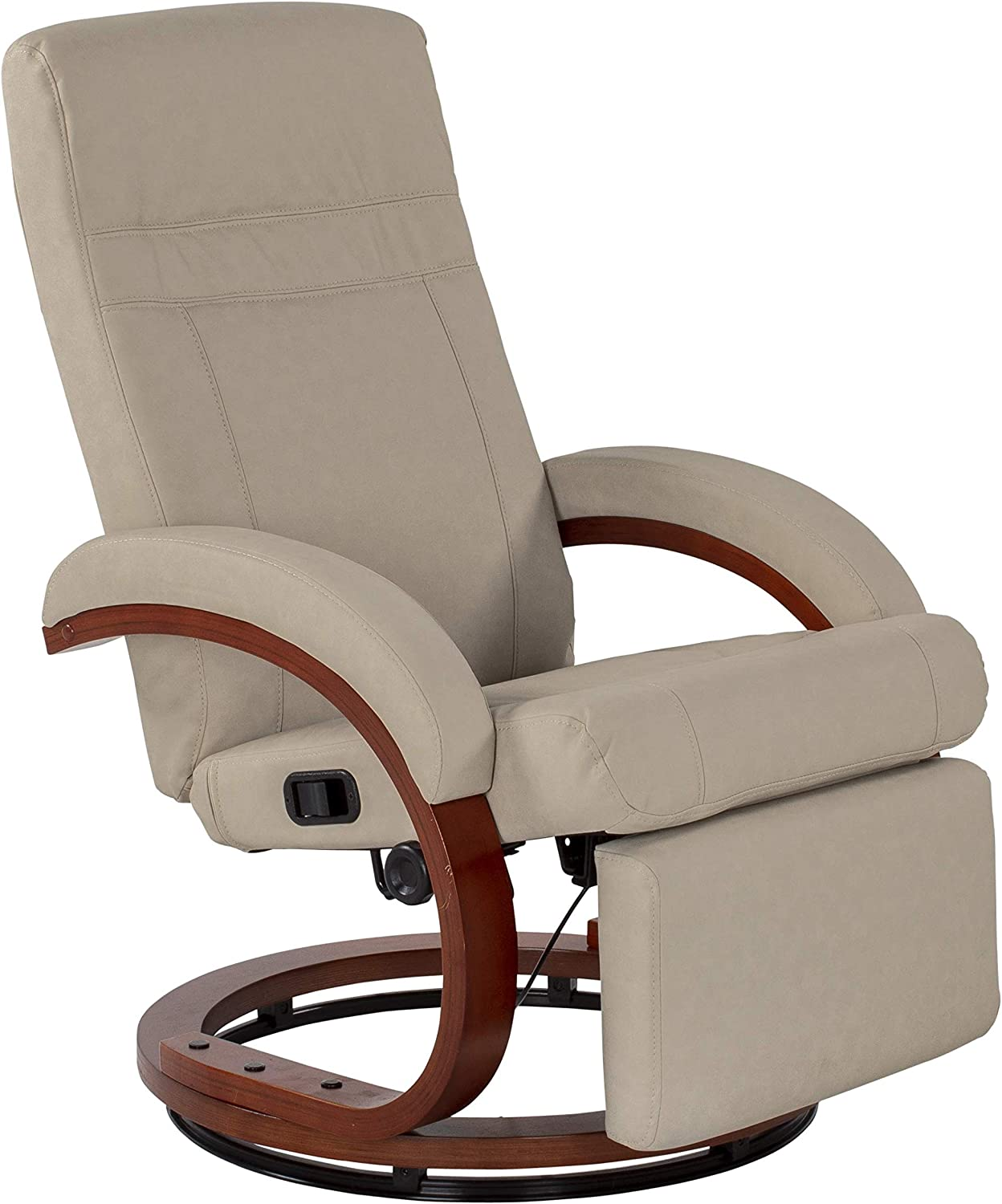 THOMAS PAYNE Euro Recliner Chair for 5th Wheel RVs, Travel Trailers and Motorhomes