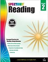Spectrum | Reading Workbook | Grade 2, Printable