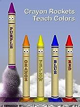 Crayon Rockets Teach Colors