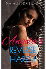 Angela's Reverse Harem: Older Woman Younger Men Kindle Edition